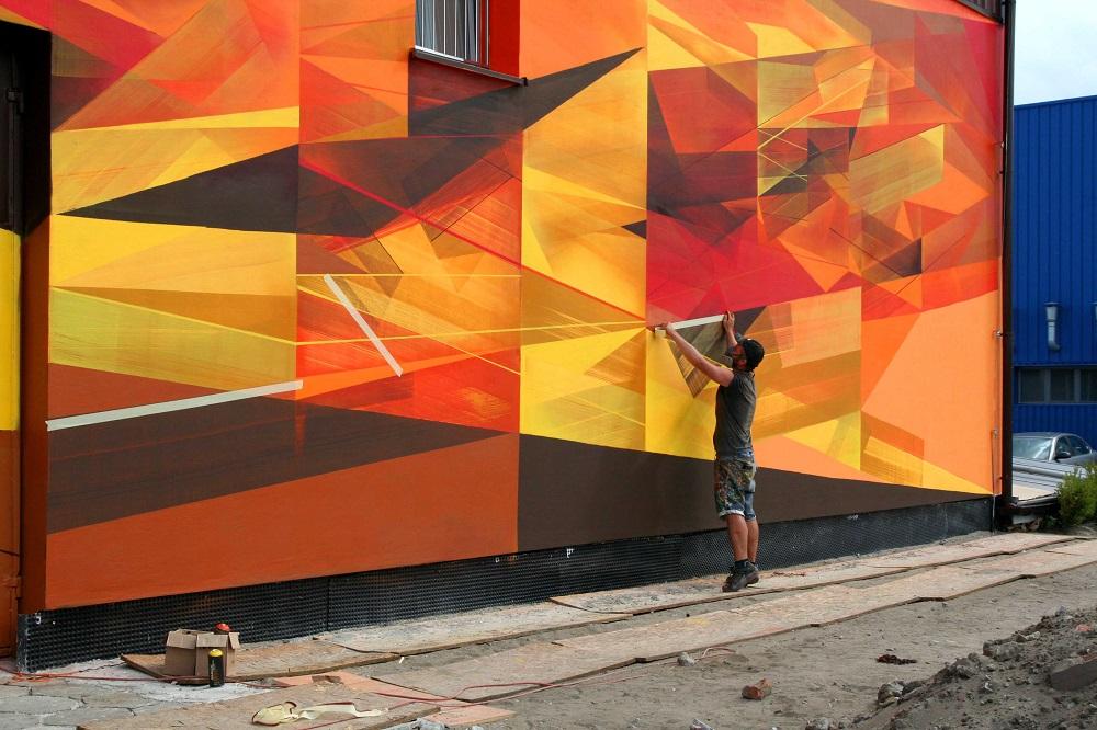 Pener Street Art Tomaszów Mazowiecki