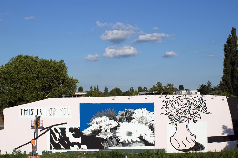 Peter Phobia Street Art Berlin The Art Union Berliner Union Film
