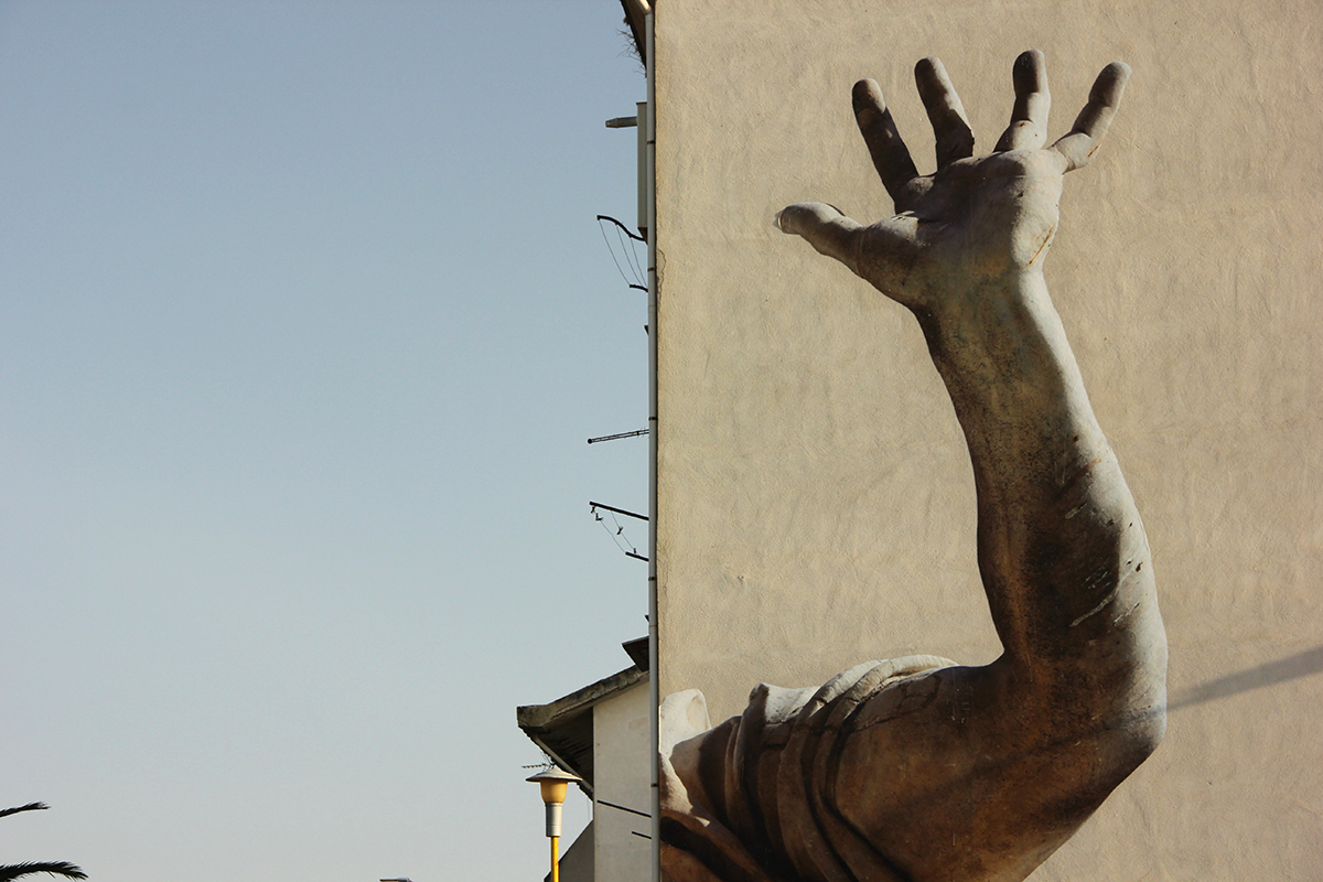 SBAGLIATO Street Art Macrosomia Castrofilippo Cufù Festival