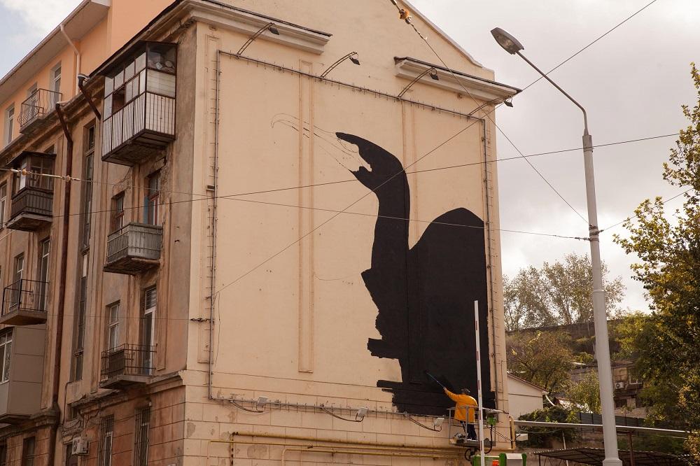Kraser Street Art Odessa Ukraine