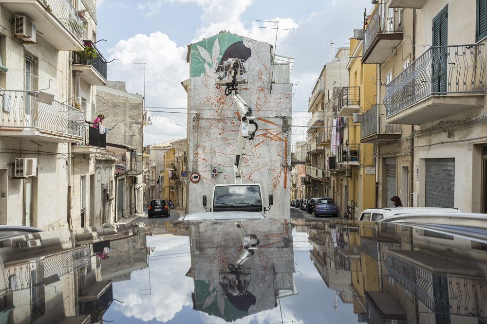 Morik Street Art Ragusa FestiWall