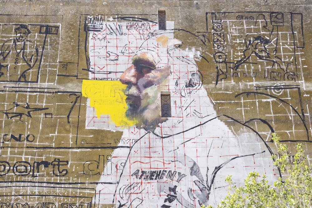 Sebas Velasco Street Art Ragusa FestiWall