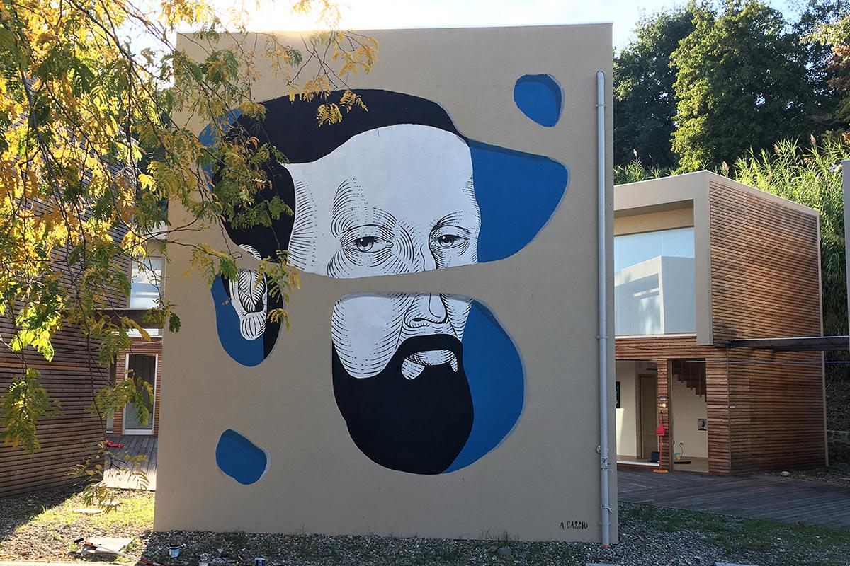 Andrea Casciu Street Art Cosenza BoCSArt