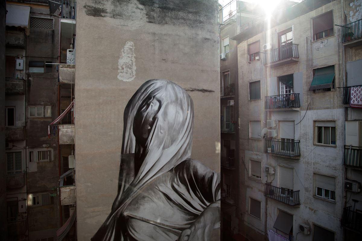 Bosoletti Street Art Quartieri Spagnoli Napoli