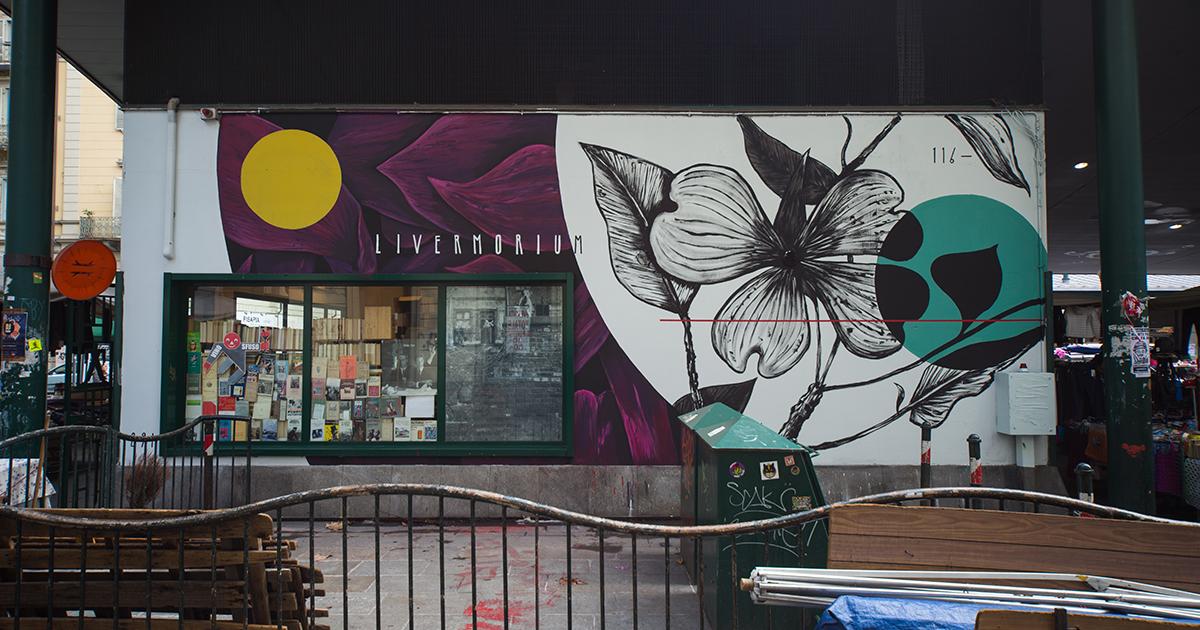 Fabio Petani Street Art San Salvario
