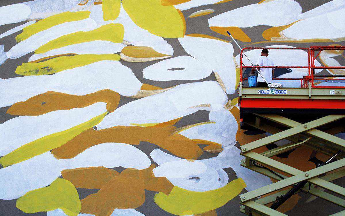 Giorgio Bartocci Street Art TOTART Festival Novi di Modena