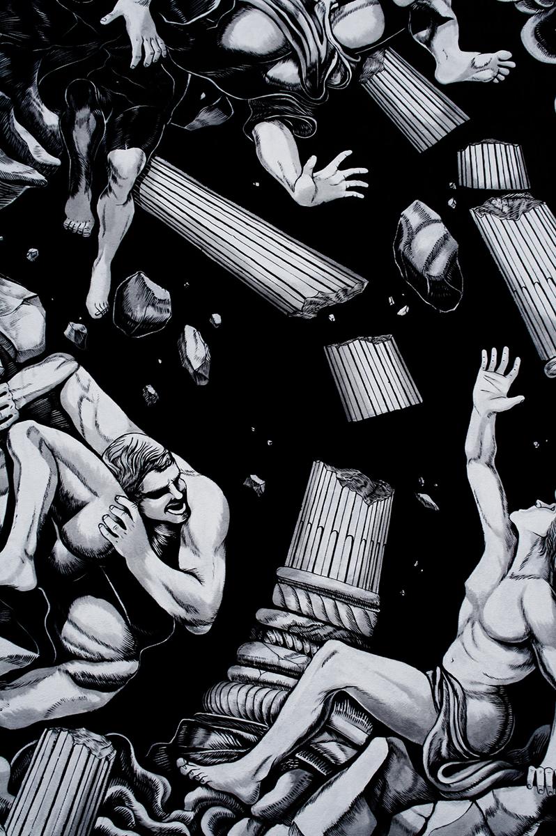 Luca Zamoc Street Art TOTART Novi di Modena