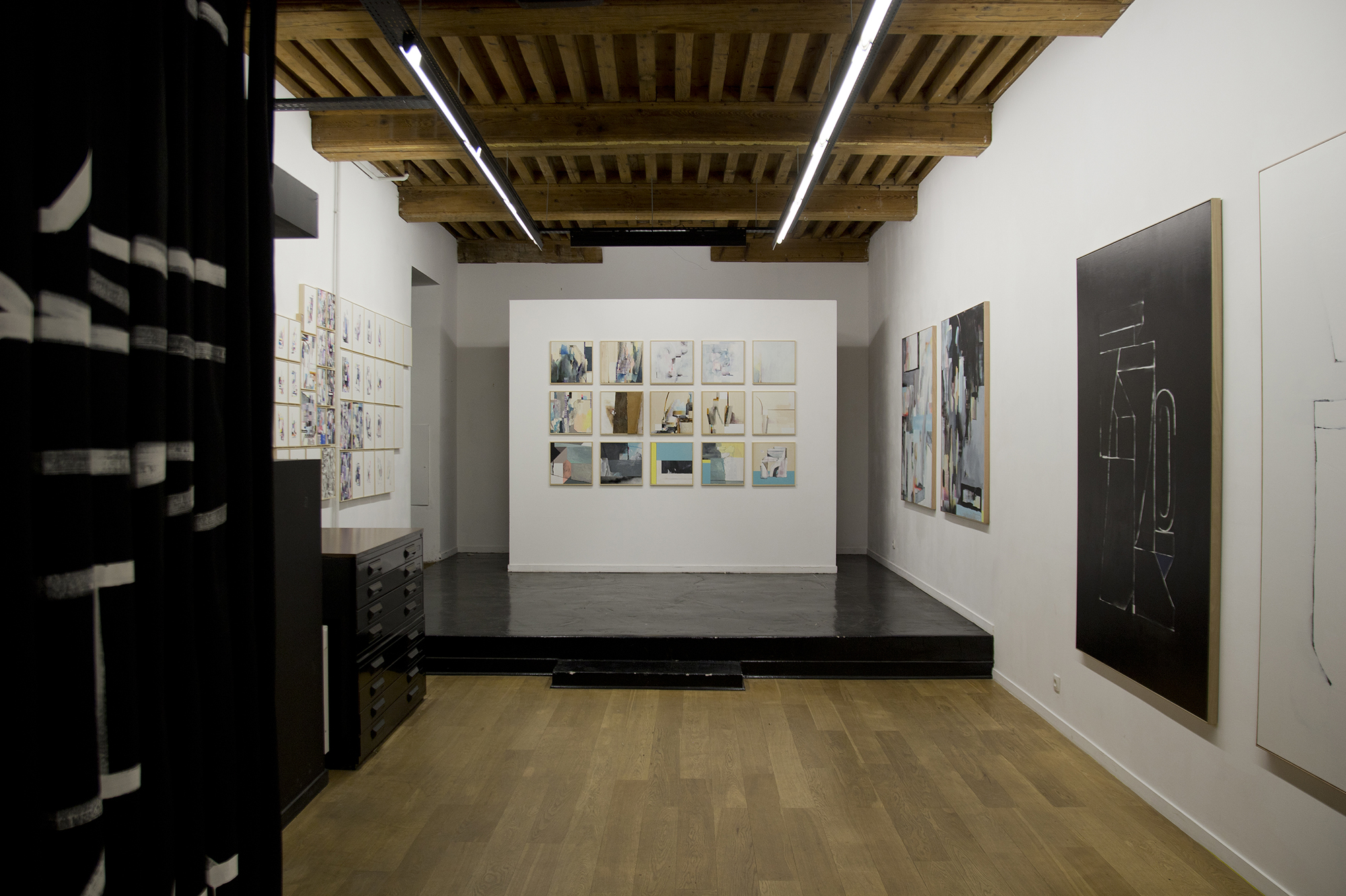 Nelio Street Art Passages Show Galerie Slika Lyon