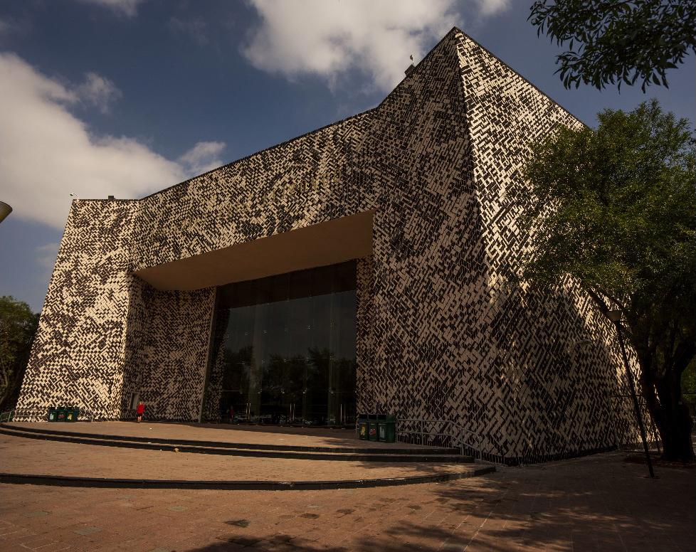 Sten & Lex Street Art Auditorio Luis Elizondo Monterrey Districto Tec