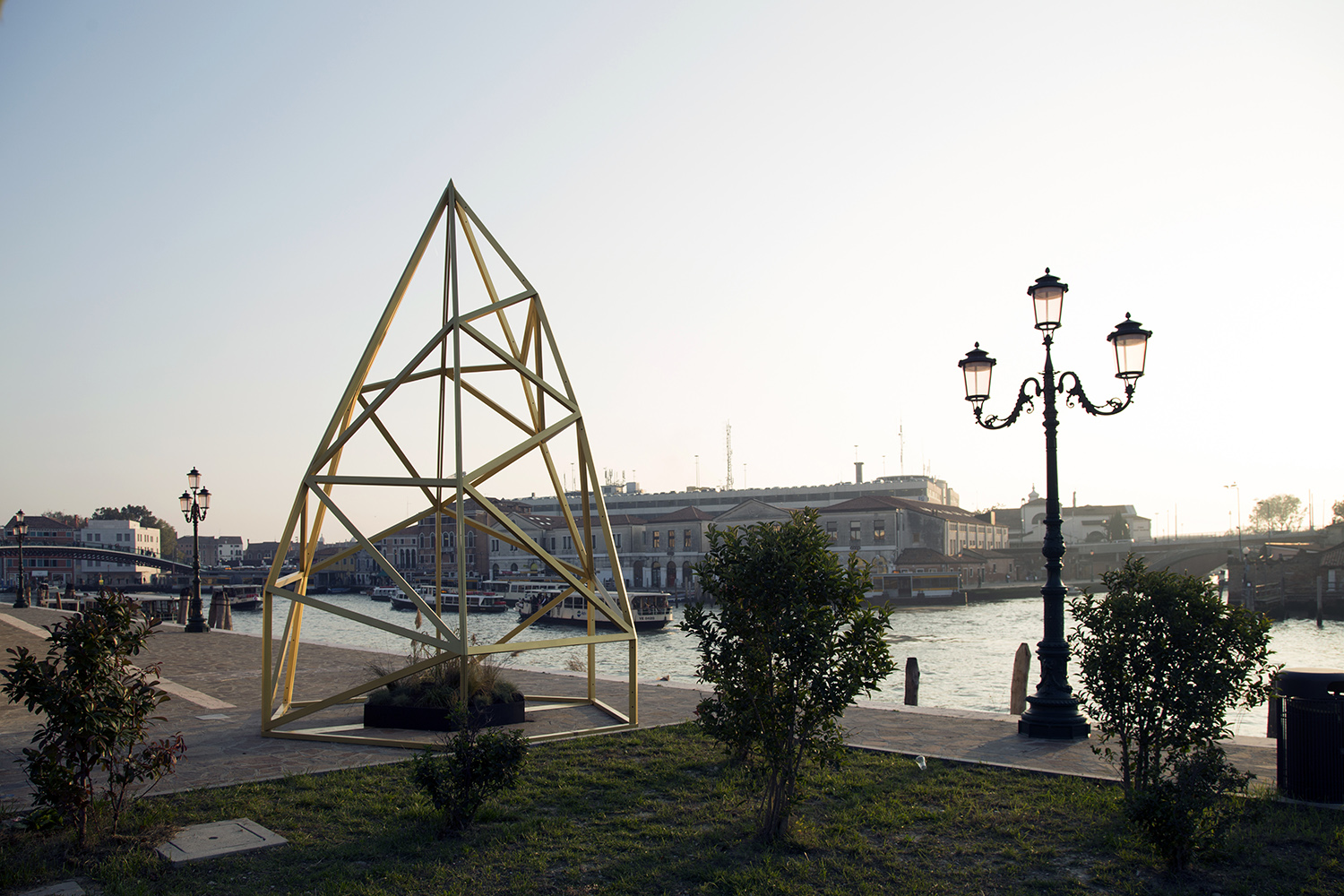 Andreco Climate Project Sea level rise Venezia