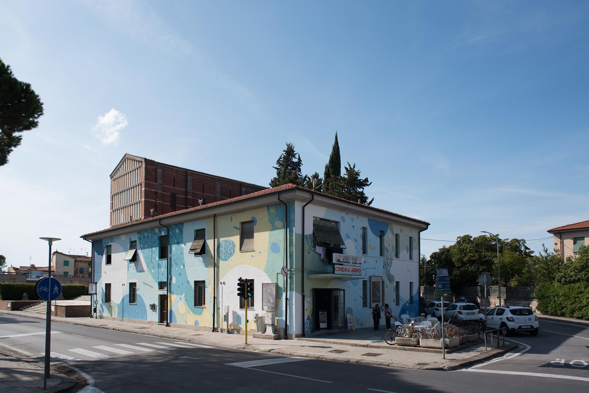 Tellas Street Art Pisa