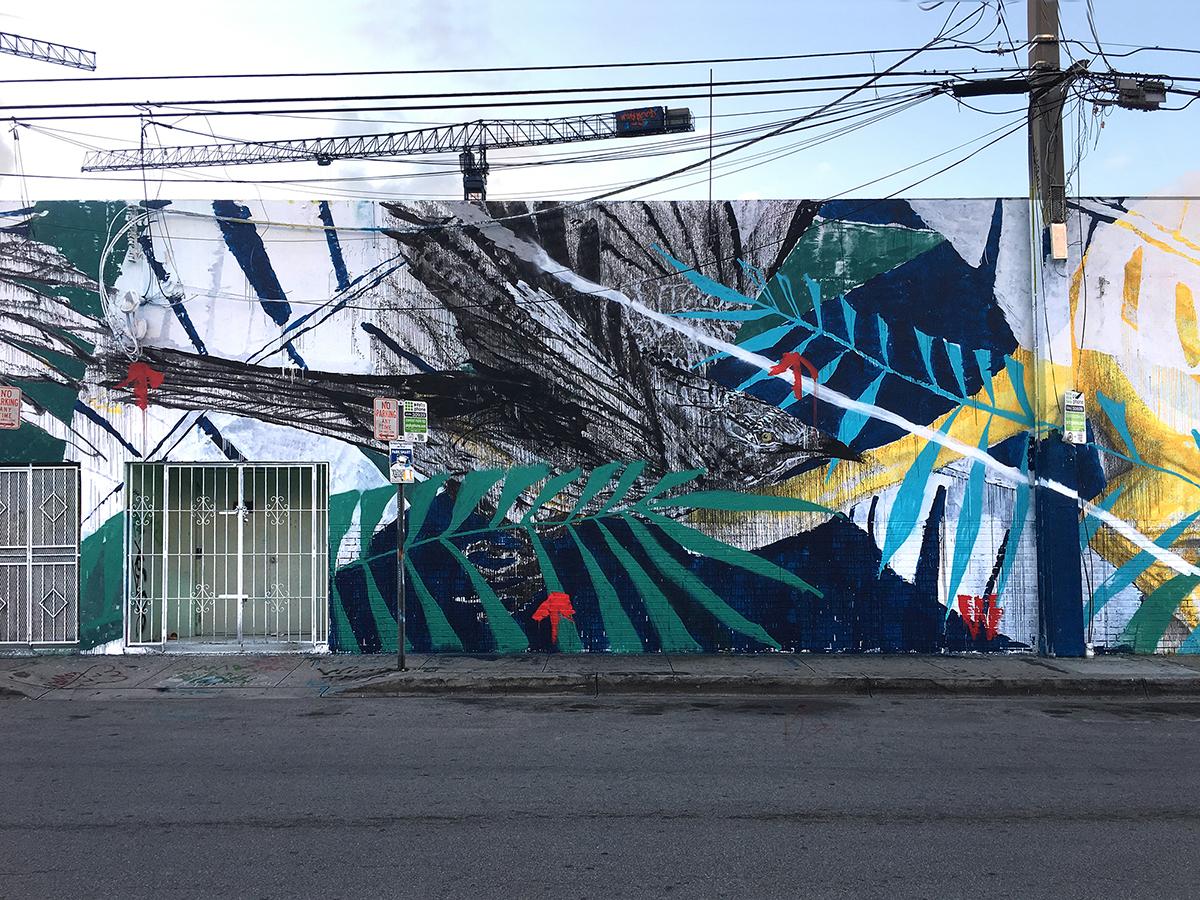 Twoone Street Art Miami