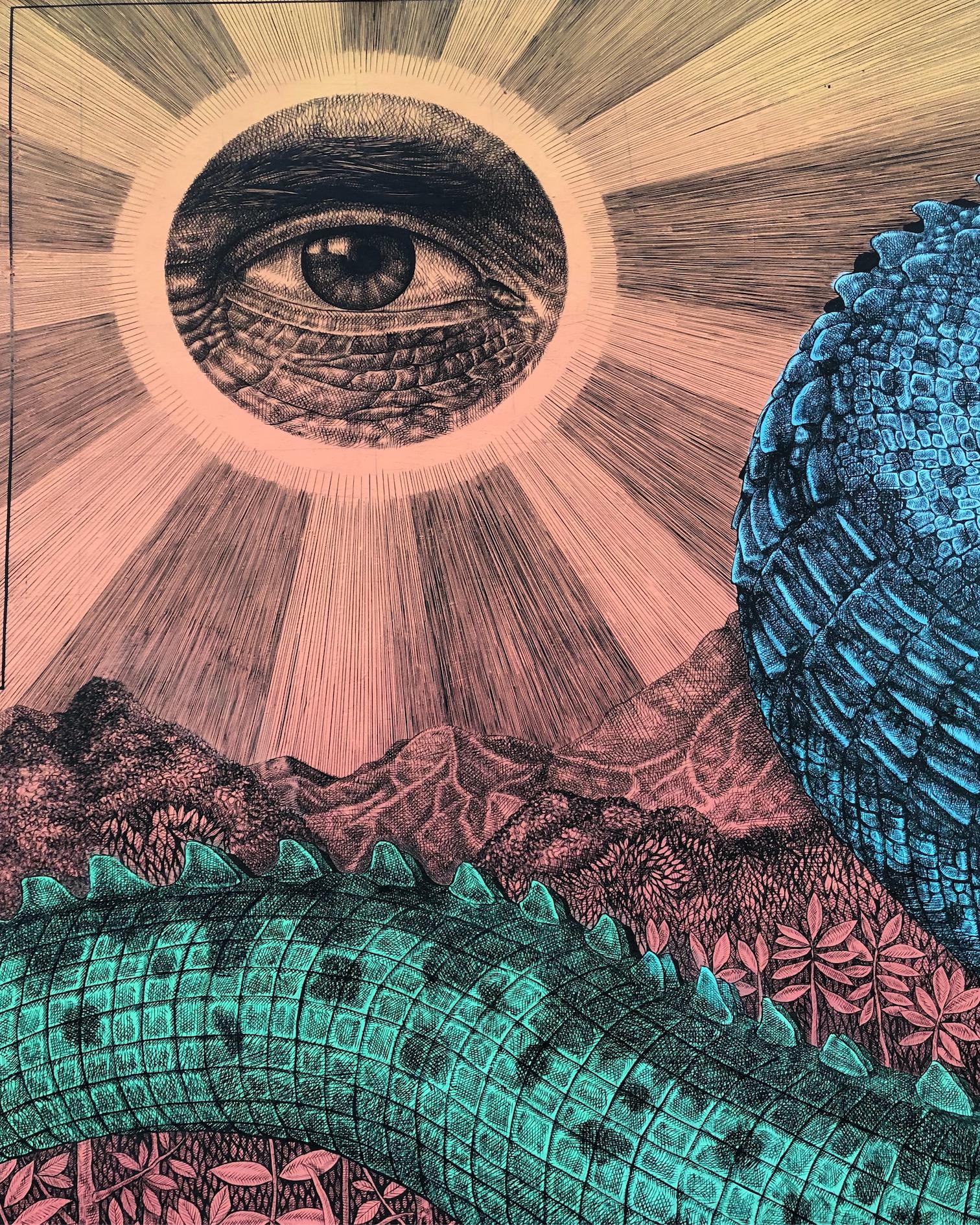 Alexis Diaz Street Art Wynwood Miami