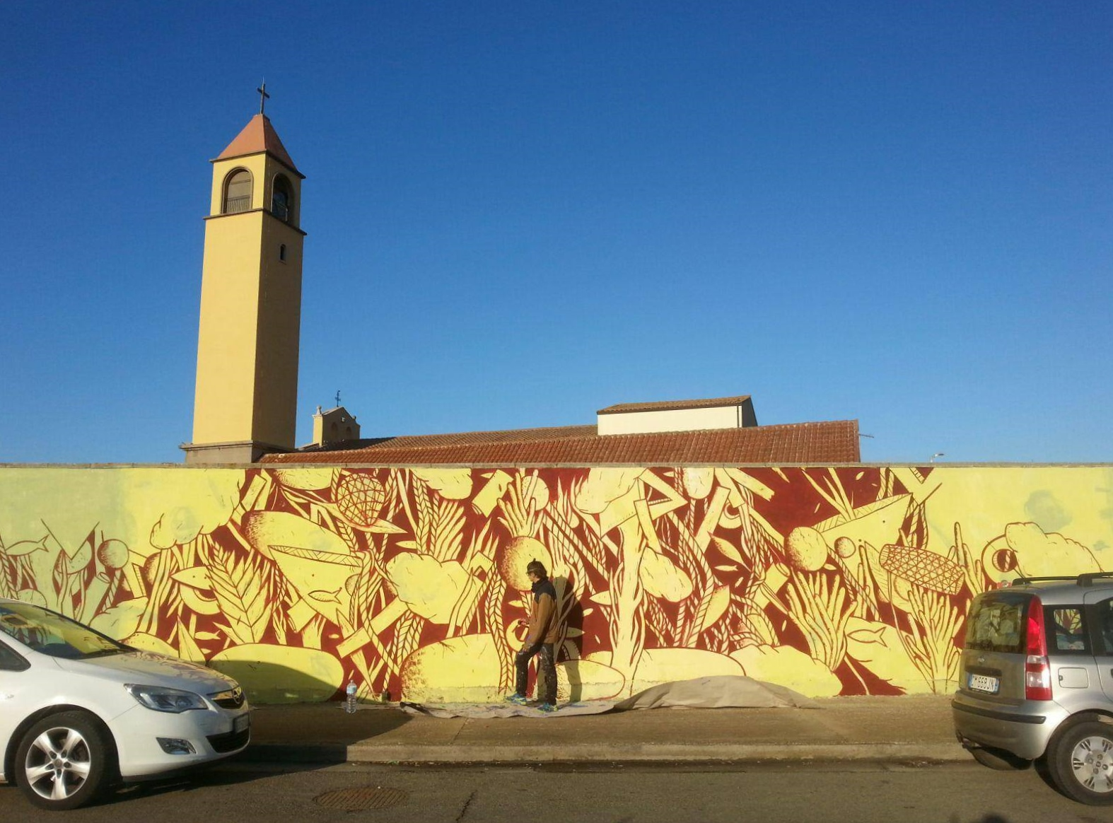 Crisa Street Art Uta Festival del Paesaggio