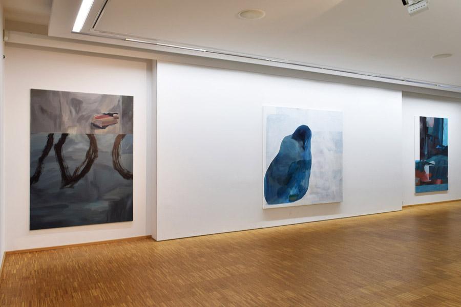 Johannes Mundinger Flurstück Kunstverein Offenburg