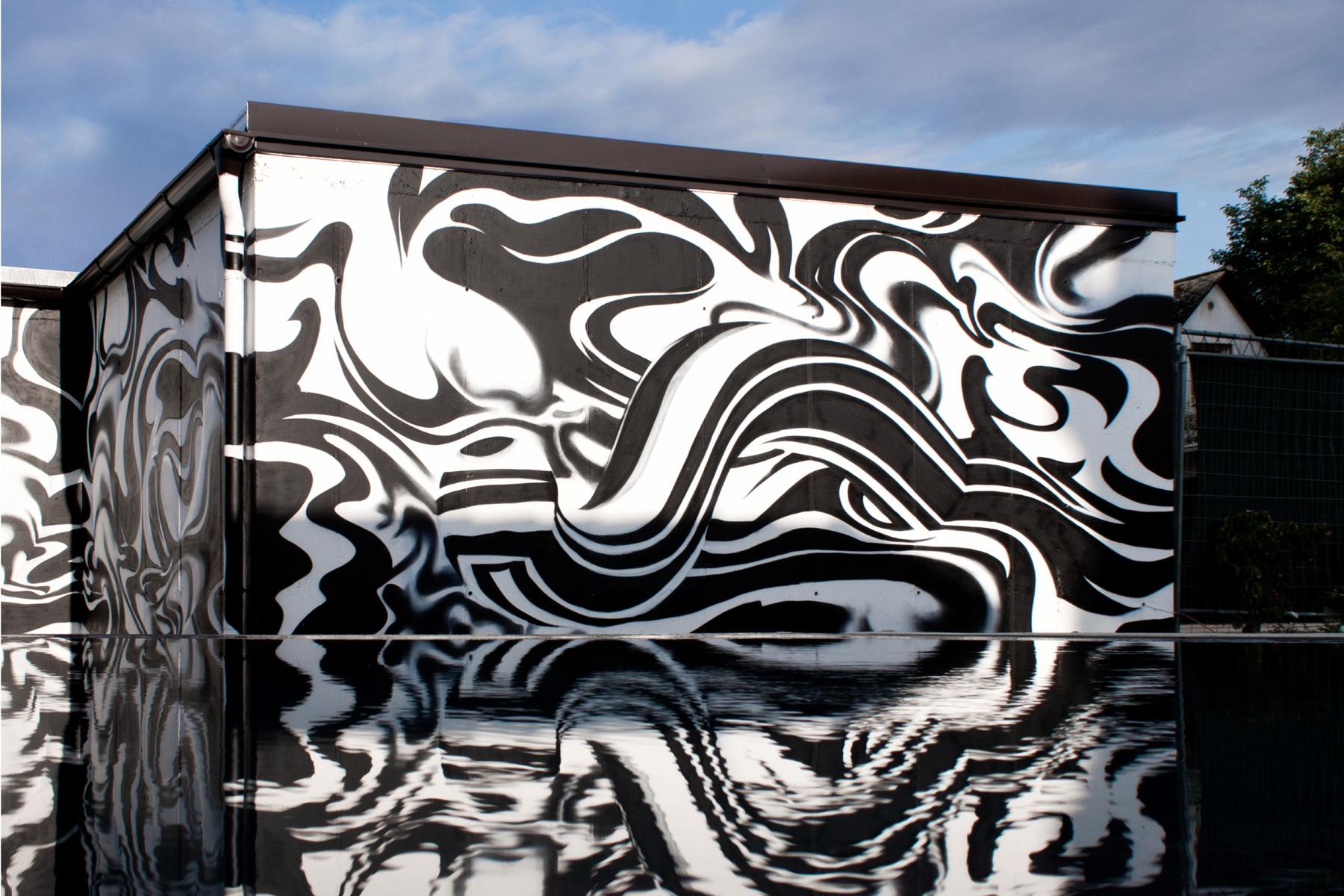 Fresh Max street art Graz