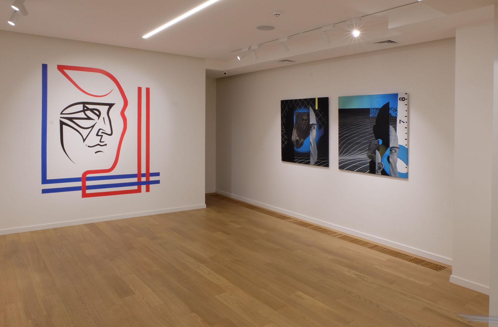 Sergii Radkevych TECK 30 meters above the sea level Voloshyn Gallery