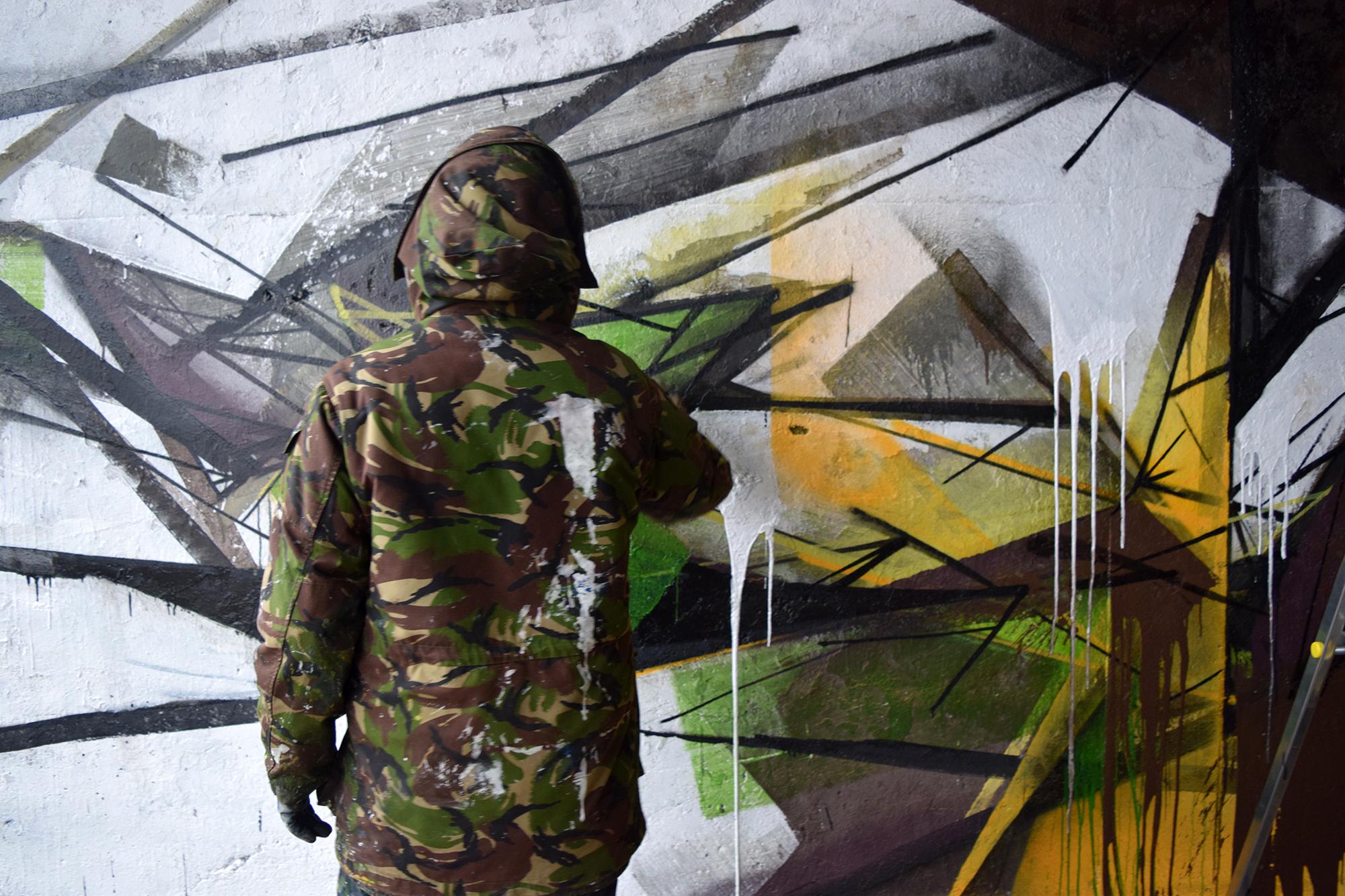 Pener Graffiti Olsztyn