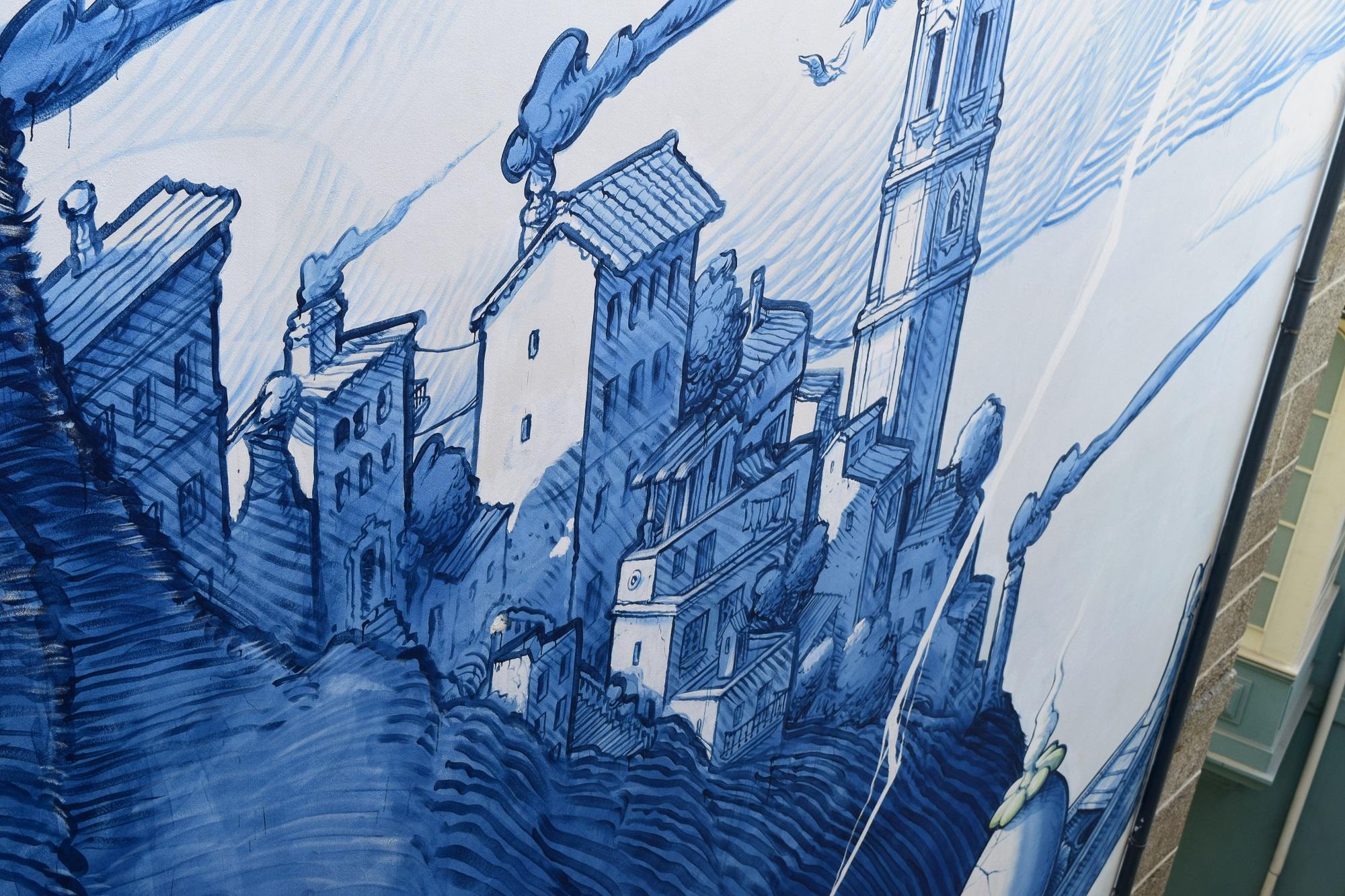 Liqen cat mural porto