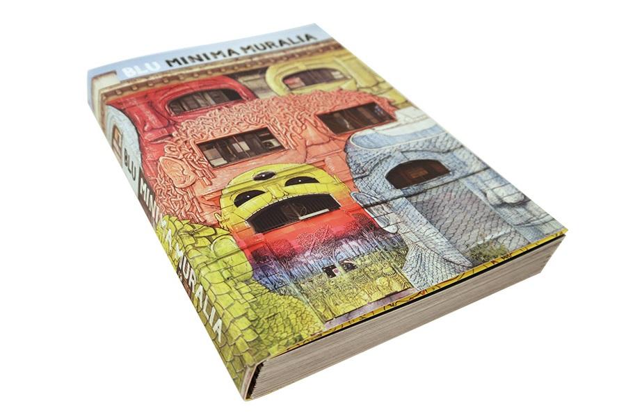 Minima Muralia Blu Book