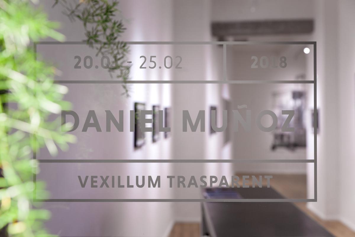 Vexillum Transparent Daniel Muñoz SAN Varsi
