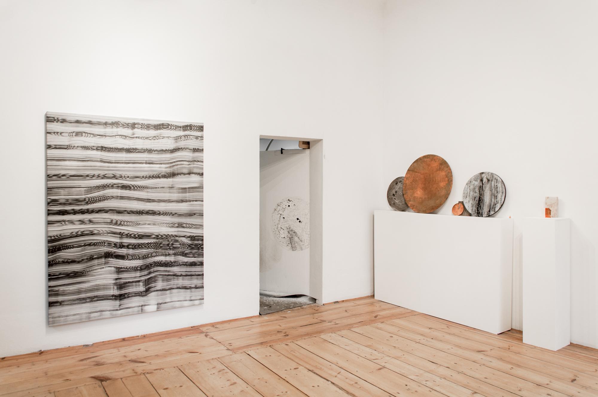 Shifting Surfaces: La mostra di Aris e 2501 da Magma Gallery