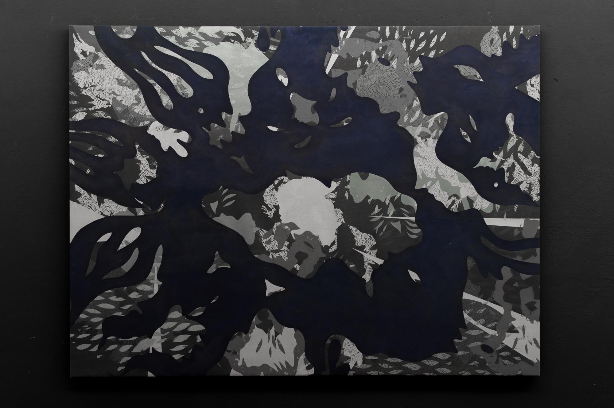 Shifting Surfaces mostra Aris 2501 Magma Gallery