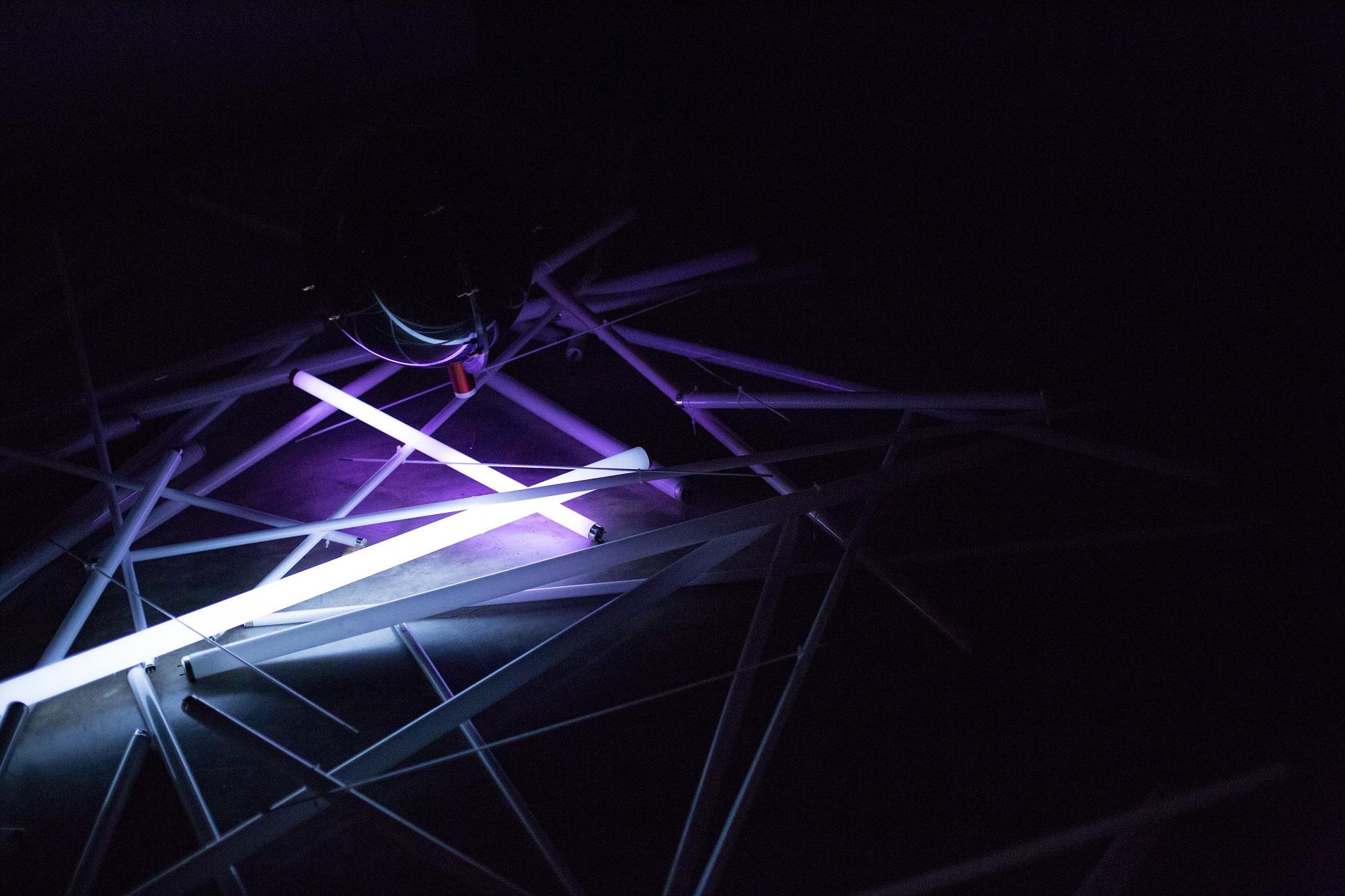 Emplazamientos. Luz, color, espacio Buenos Aires Espacio Cavallero