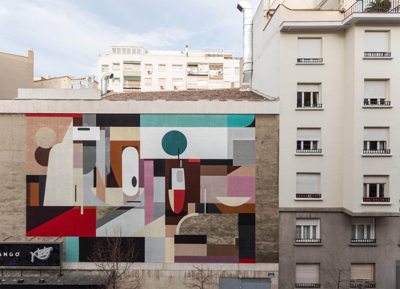 Alexey Luka Urvanity Urban Art Project Madrid