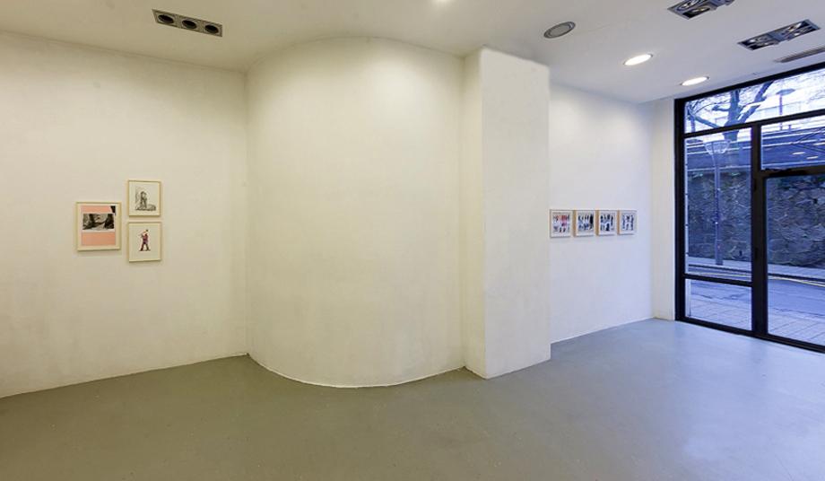 Tránsitos Aryz, Daniel Muñoz SAN Peter Phobia SC Gallery