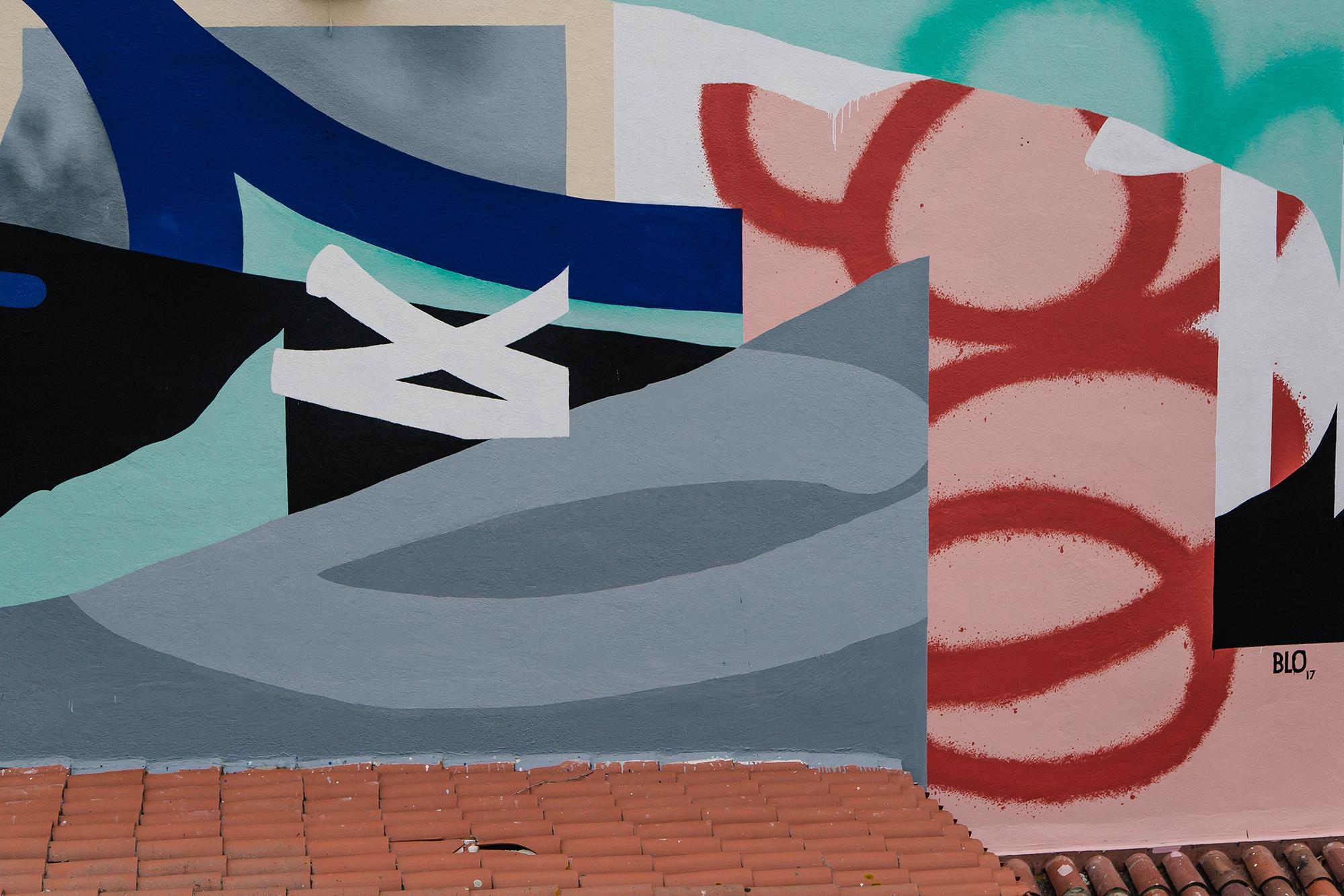 Blo Street Art Perpignan