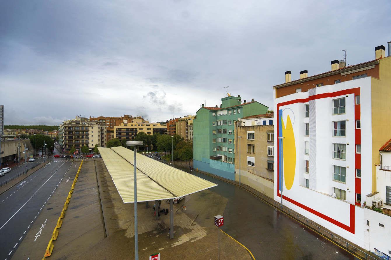 Elian Girona Street Art Milestone
