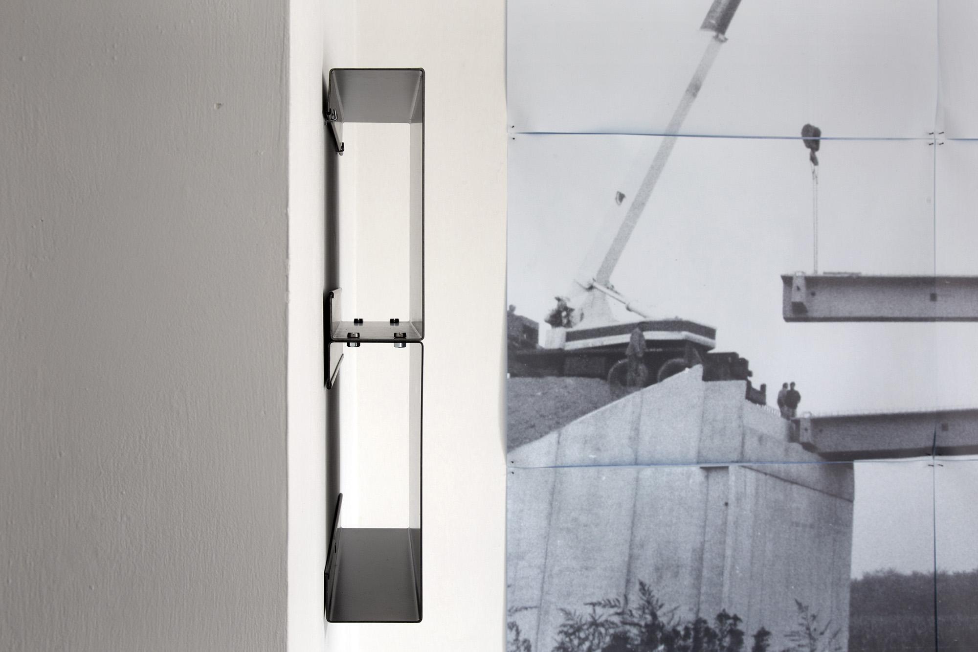 Matteo Ceretto Castigliano CT Orizzonte Artificiale Galleria CRAC – Chiara Ronchini Arte Contemporanea