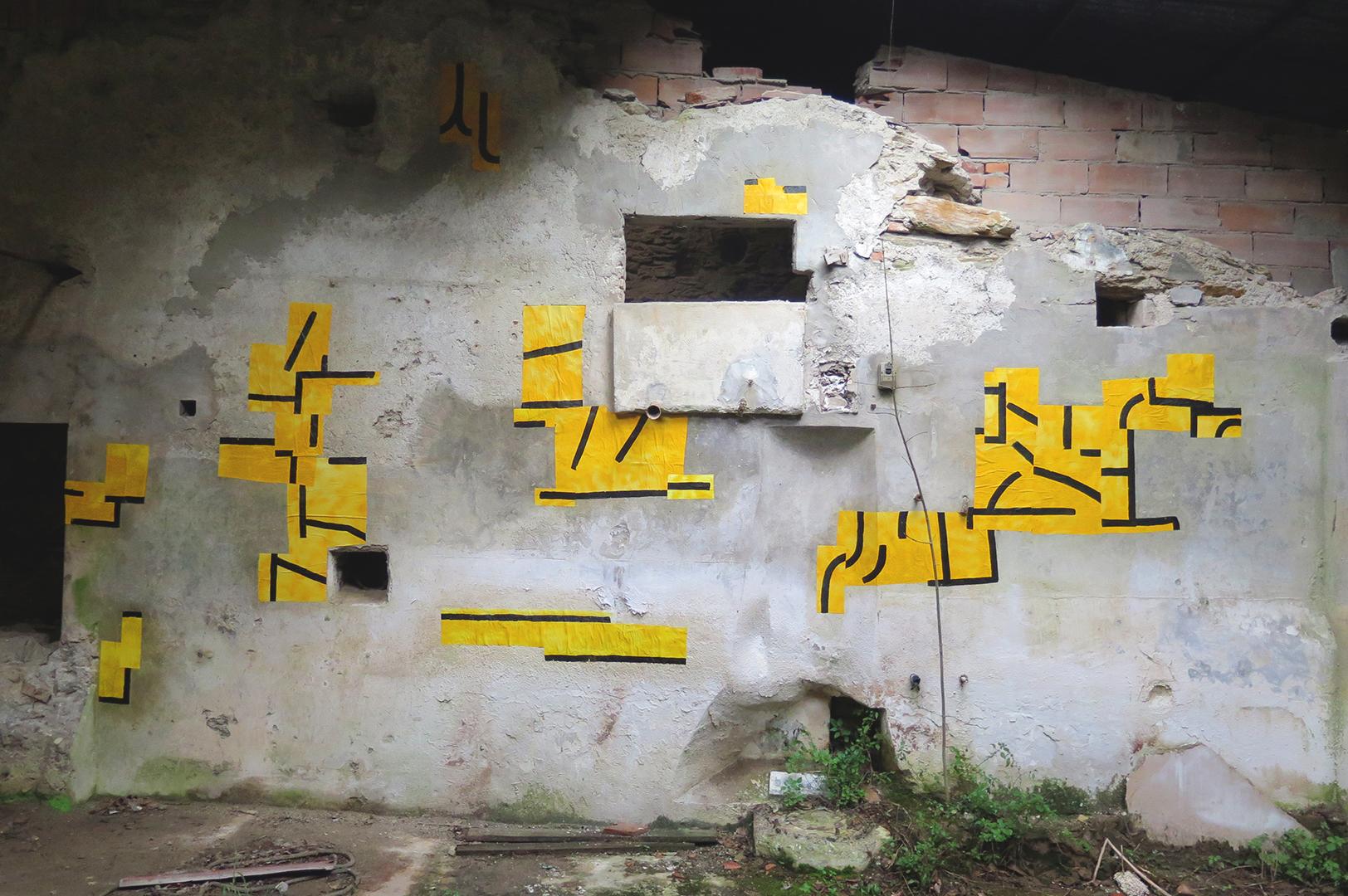 Acca Street Art Percorso Progetto