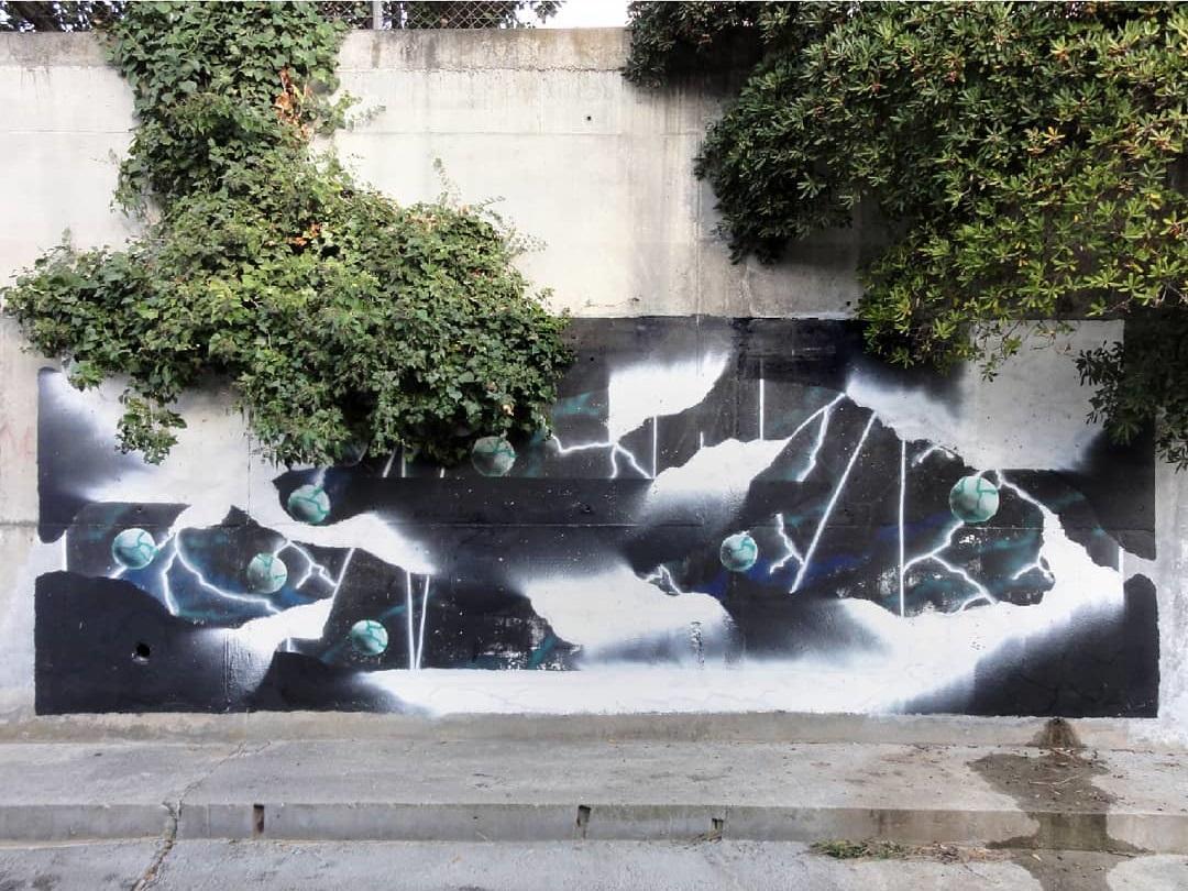 Eliote Graffiti
