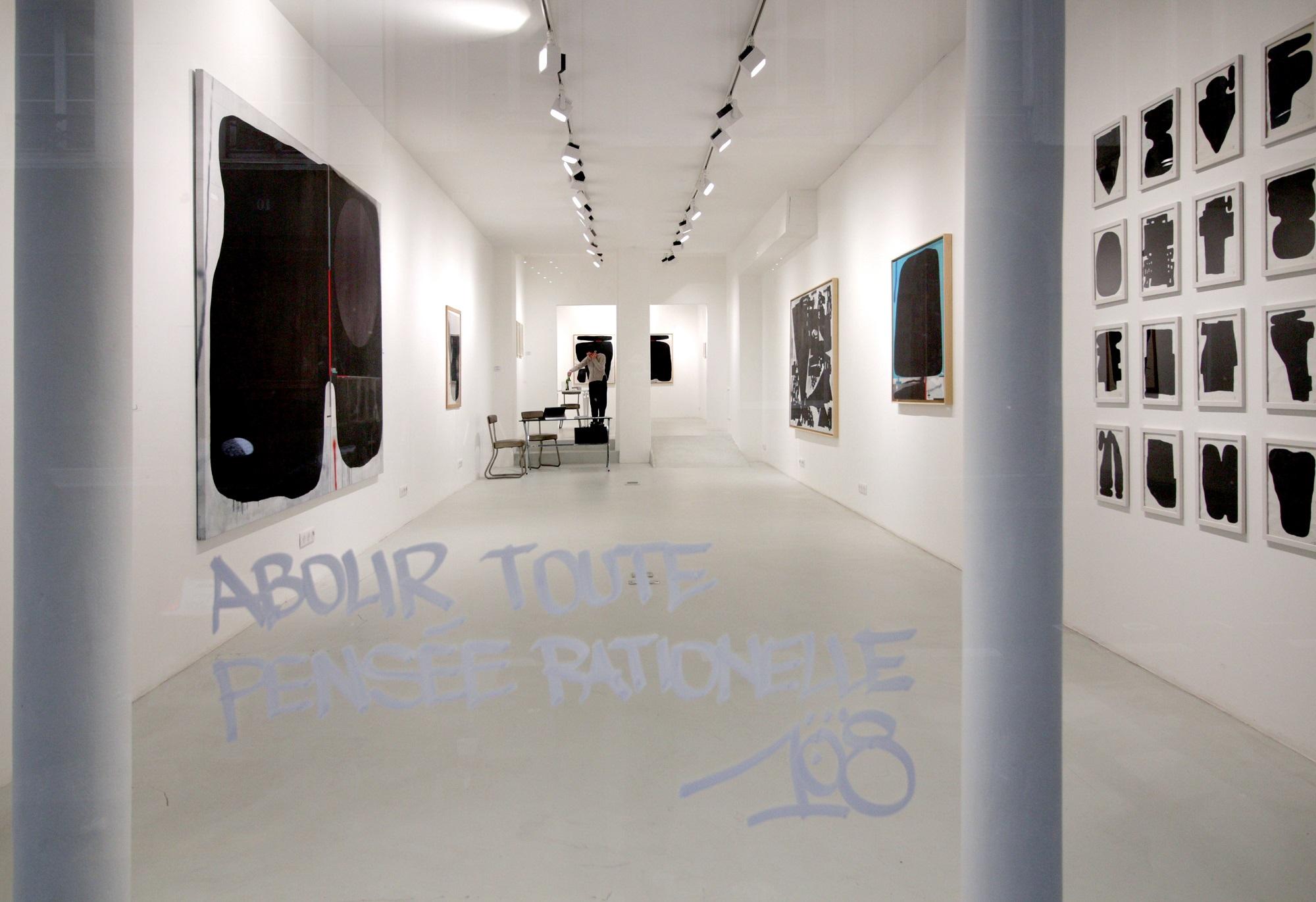 108 Abolir toute pensée rationnelle Galerie Celal