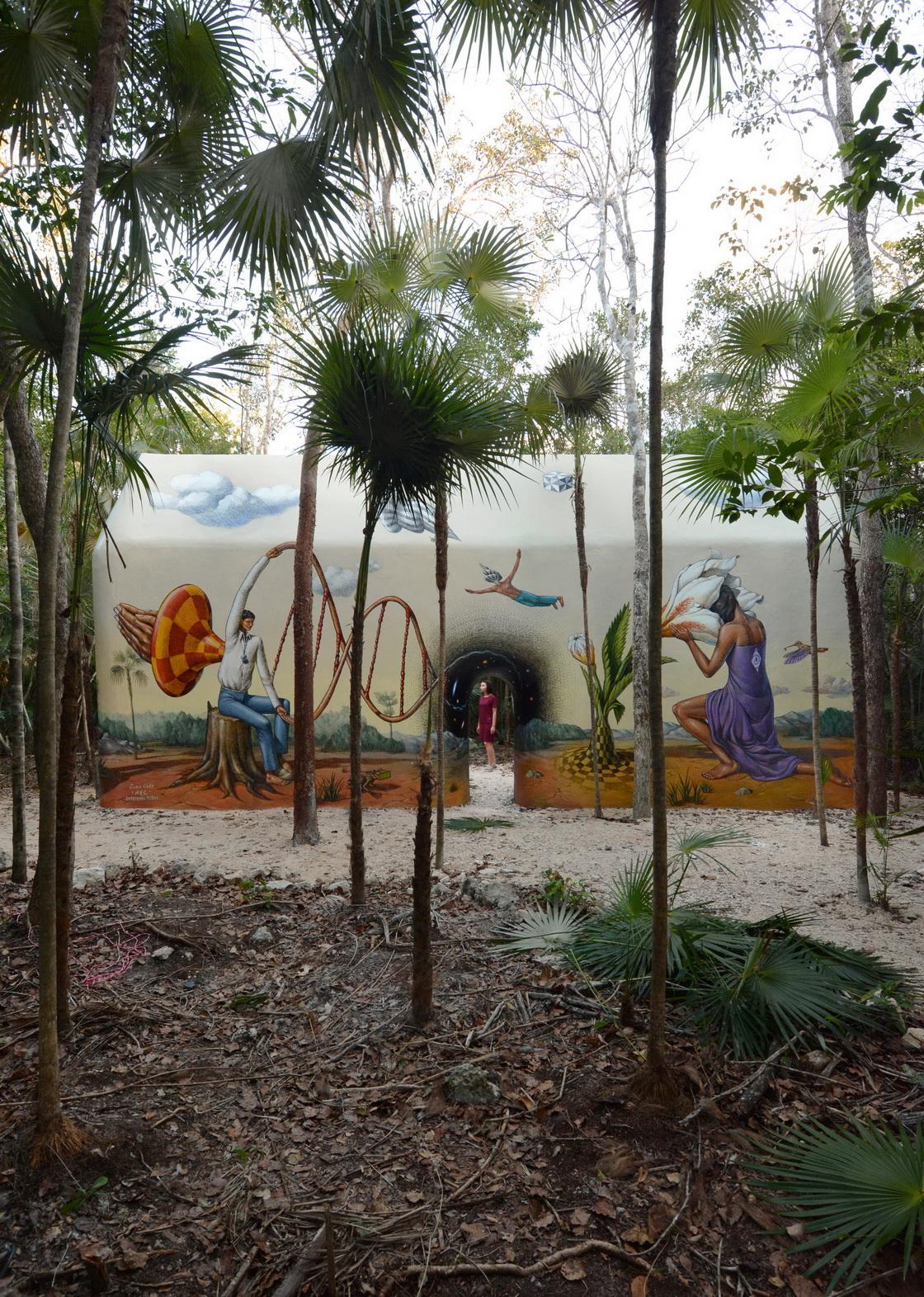 Aec Interesni Kazki Jungle Mexico