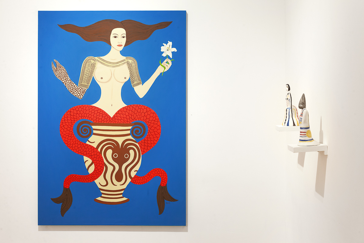 Eternal Little Goddess: DEM mostra Galleria VARSI