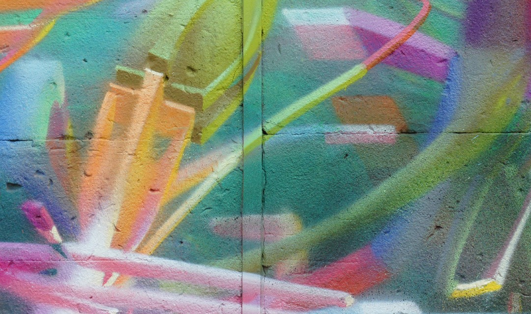 Proembrion graffiti Warsaw