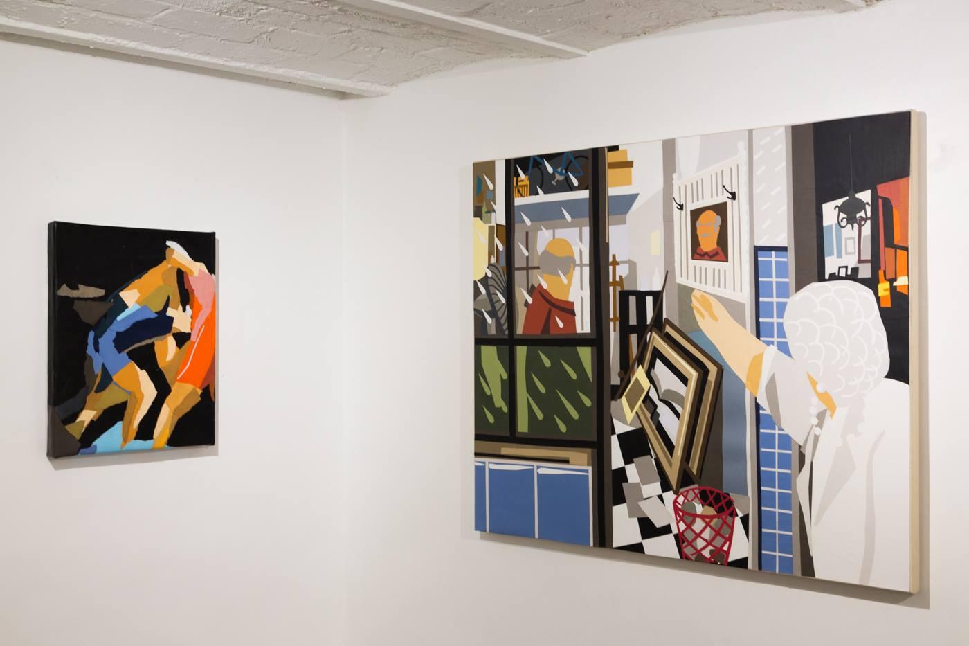 Franco Fasoli JAZ De Afuera Hacia Adentro Galerie Openspace