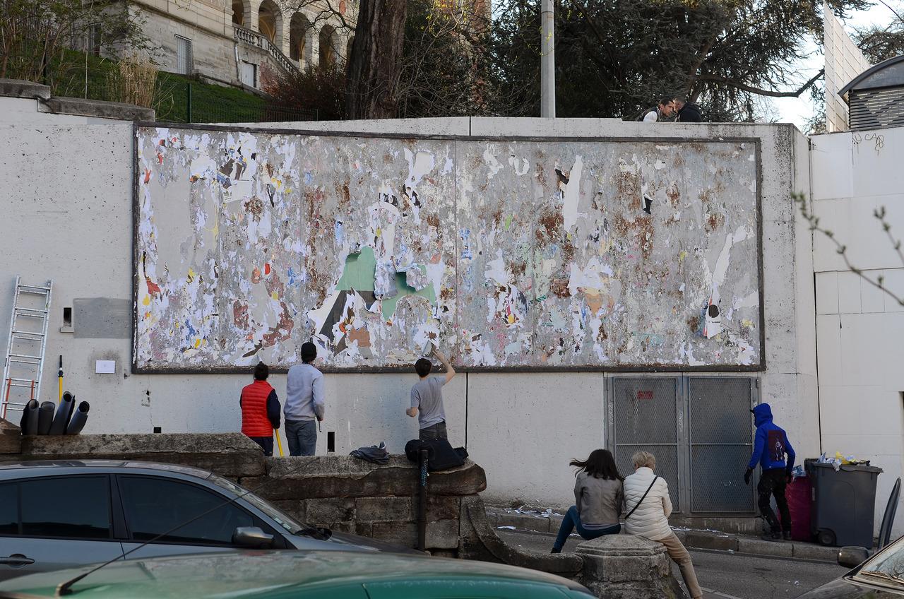 Graphic Surgery Le Mur Saint Etienne