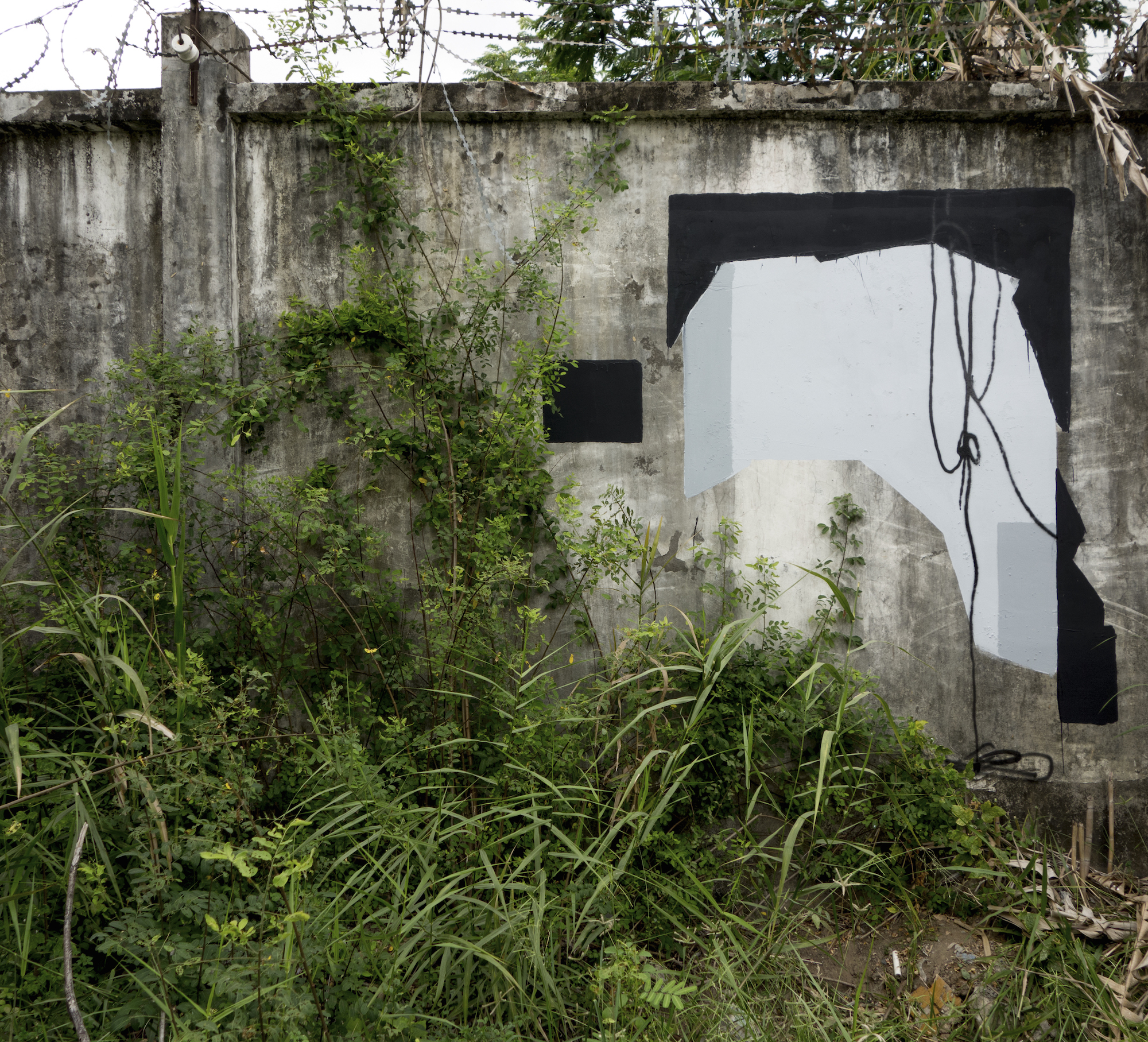 Fortrose Artist Graffiti Mural Art