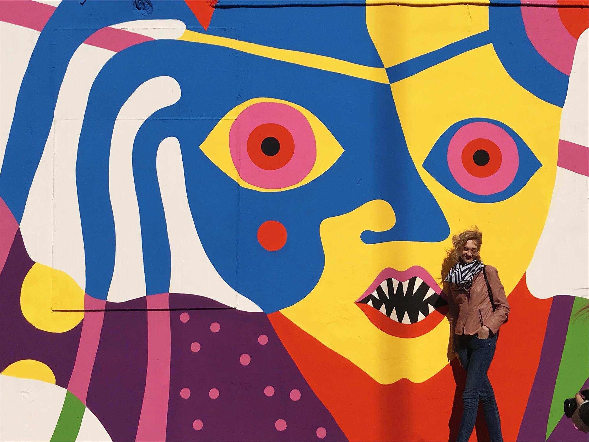 Gio Pistone San Pietroburgo Street Art Museum