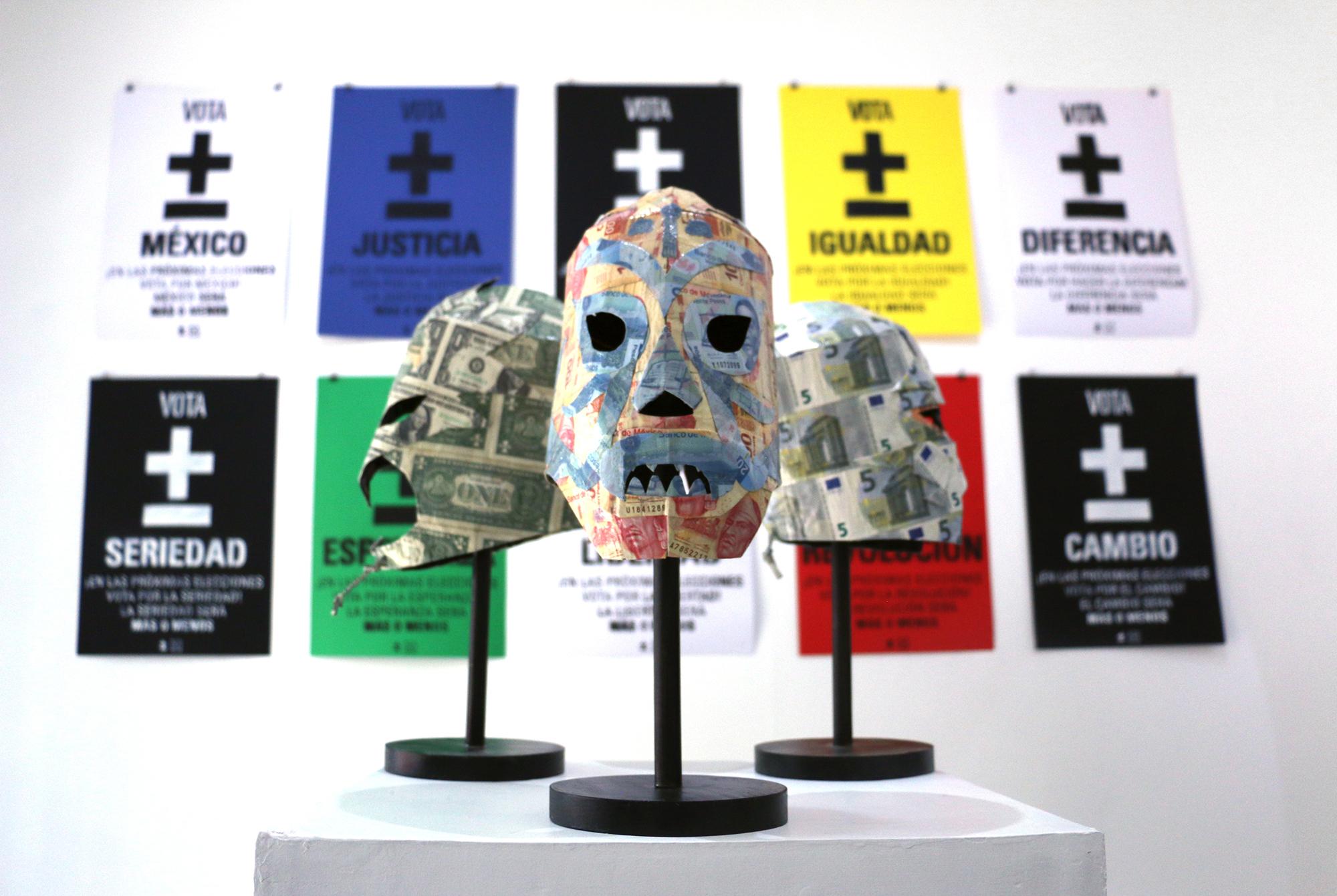 ±MaisMenos± Mexico City Celaya Brothers Gallery