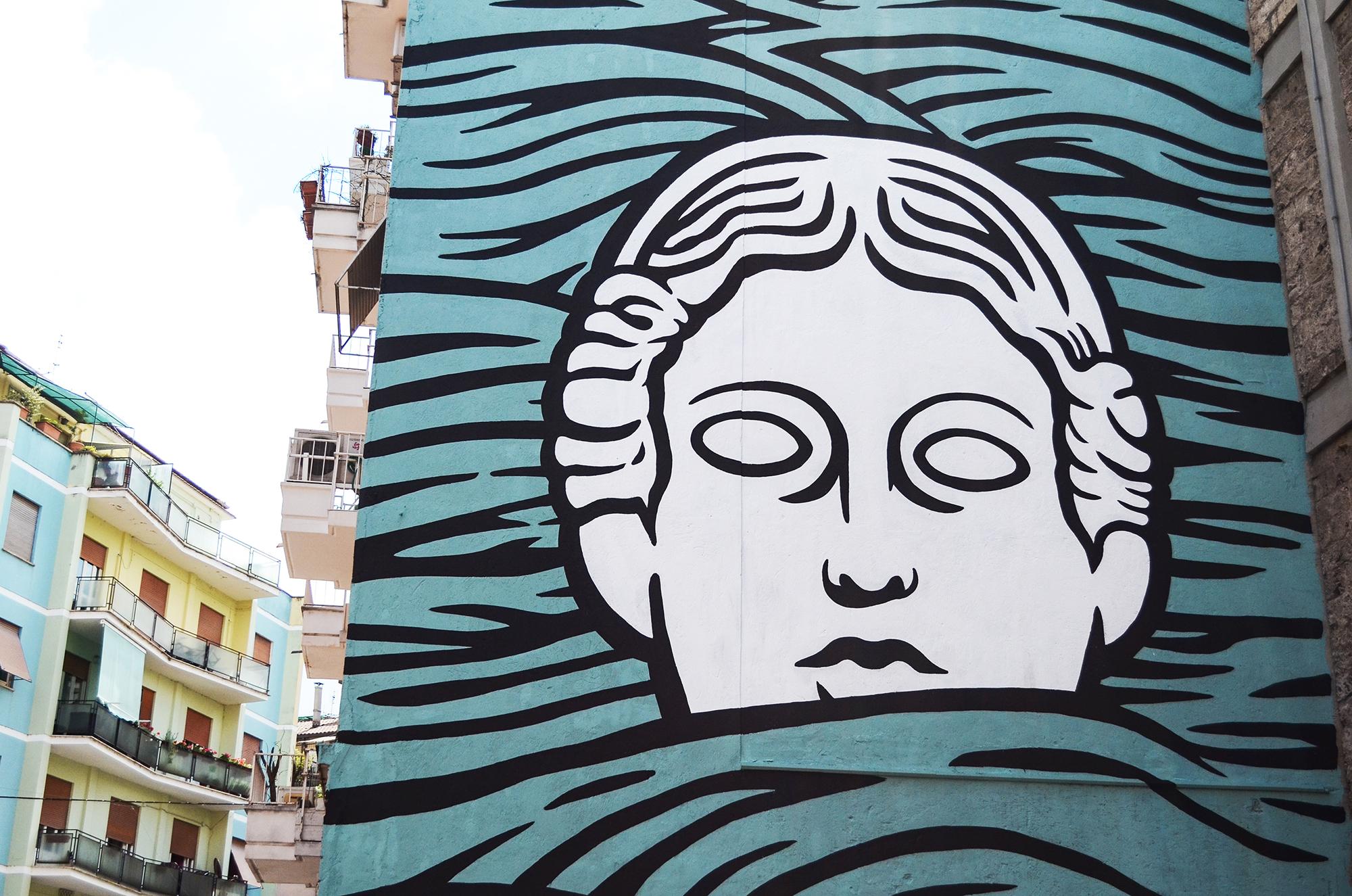 Mp5 Street Art Terni