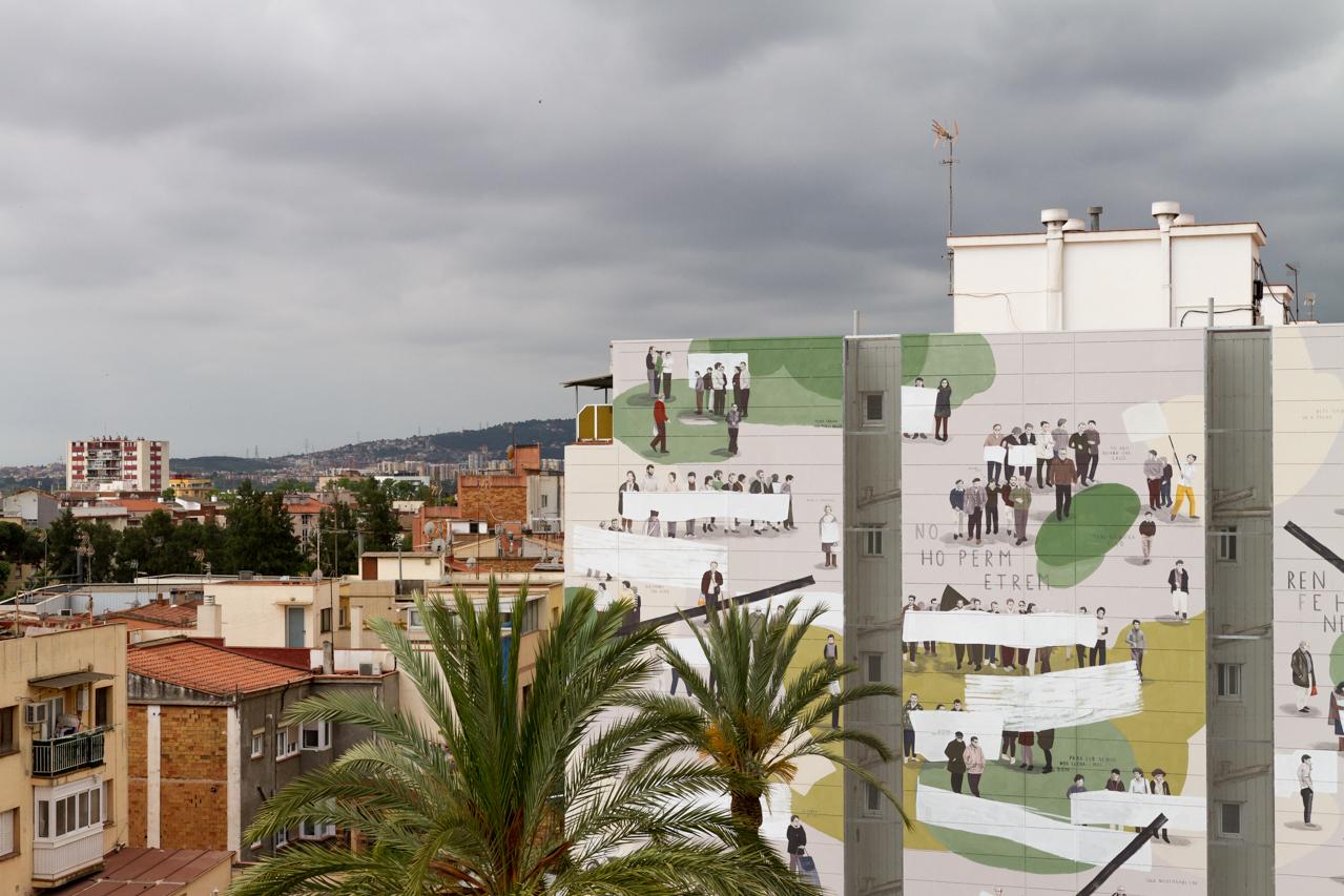 Escif Sant Feliu de Llobregat