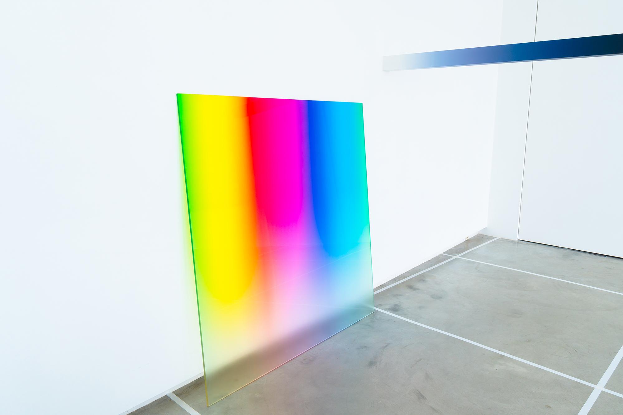 Felipe Pantone Excès de vitesse Alice Gallery Bruxelles