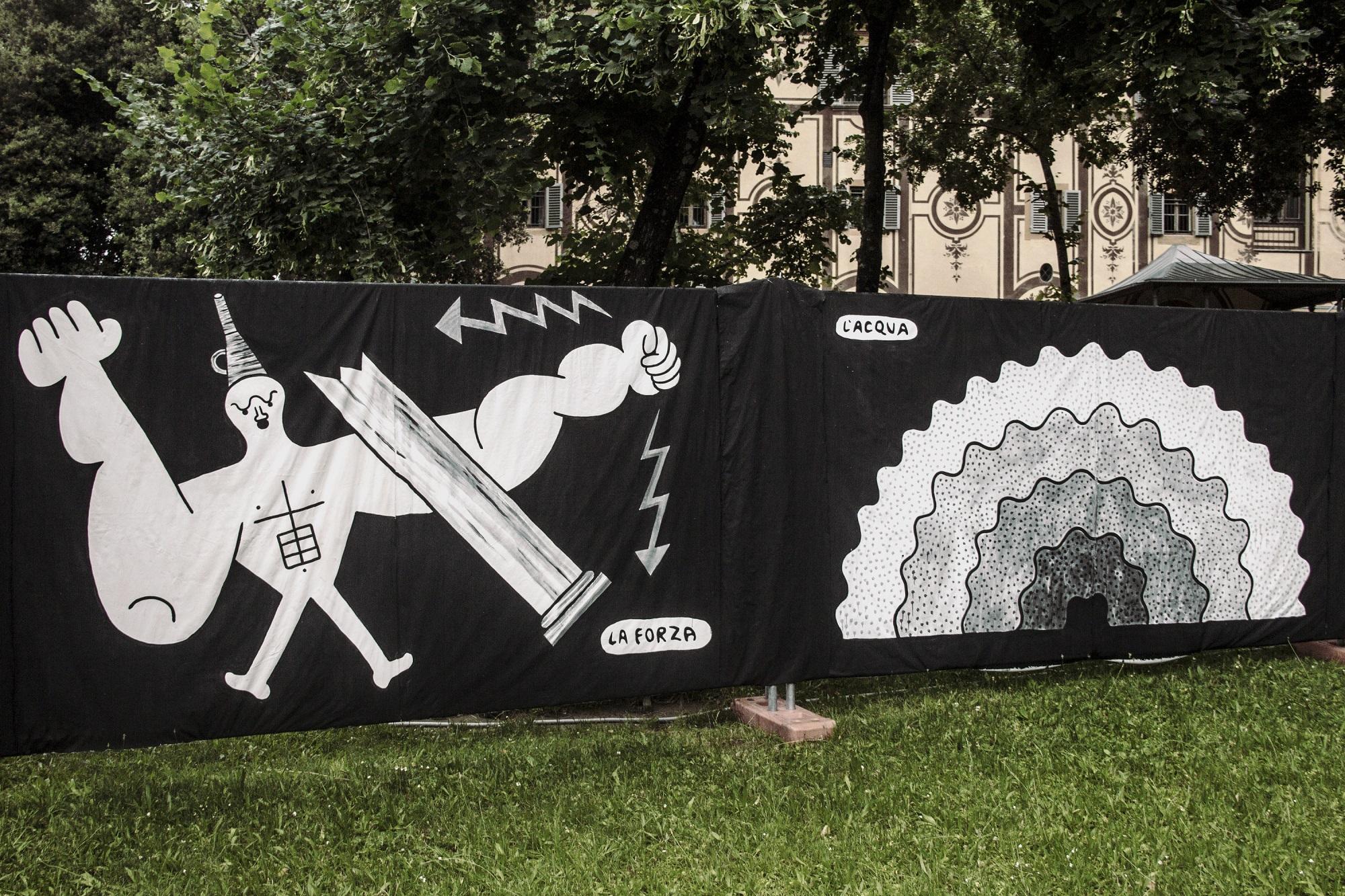 Guerrilla Spam Copula Mundi Le Minchiate Mazzo Rosenwald