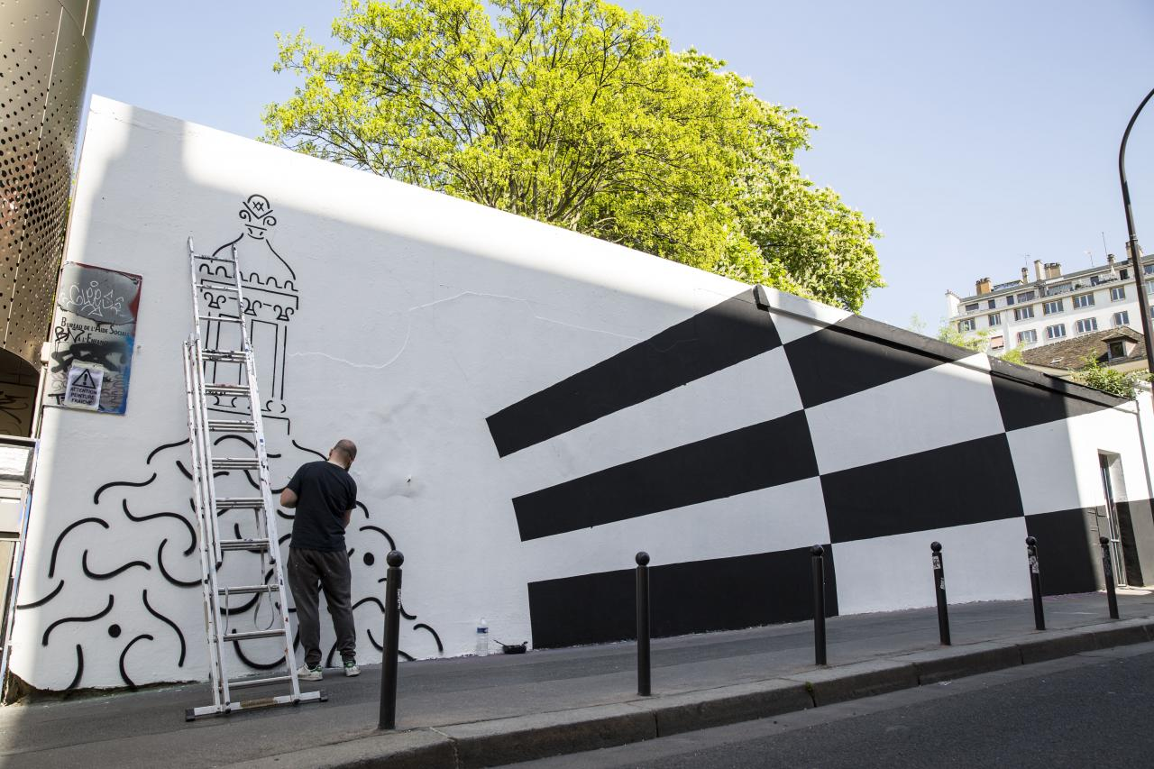 HoNet Pavillon Carré de Baudouin Paris