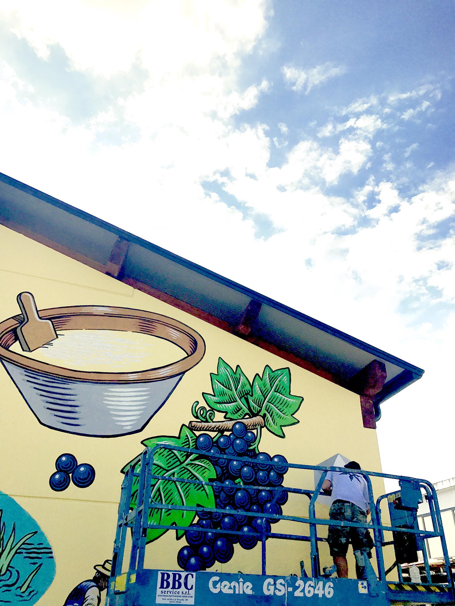 Lucamaleonte Rolo TOTART Festival